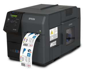 Epson C7500 Digital Label Printer